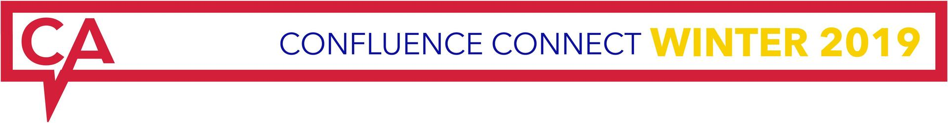 Confluence Connect - Winter 2019