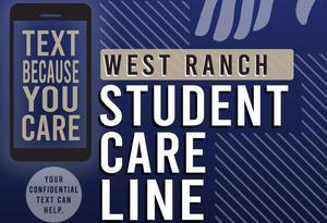 Student Care Line Graphic