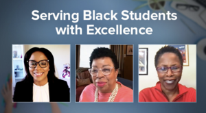 Serving Black Students with Excellence