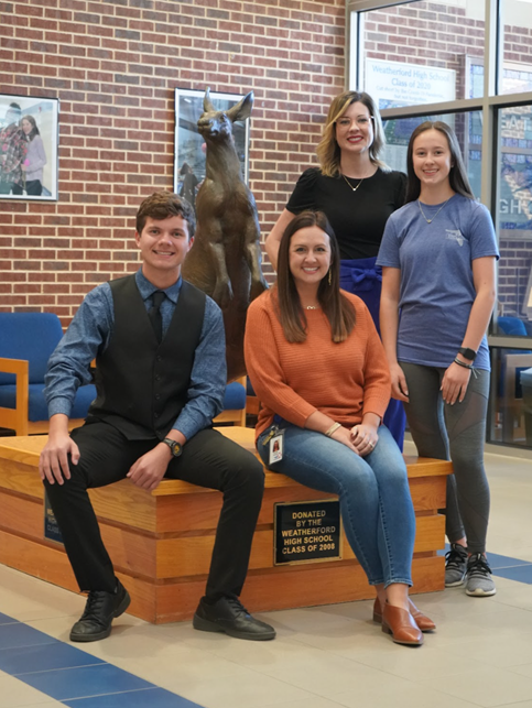 September ROOs Who Make A Difference at WHS Featured Photo