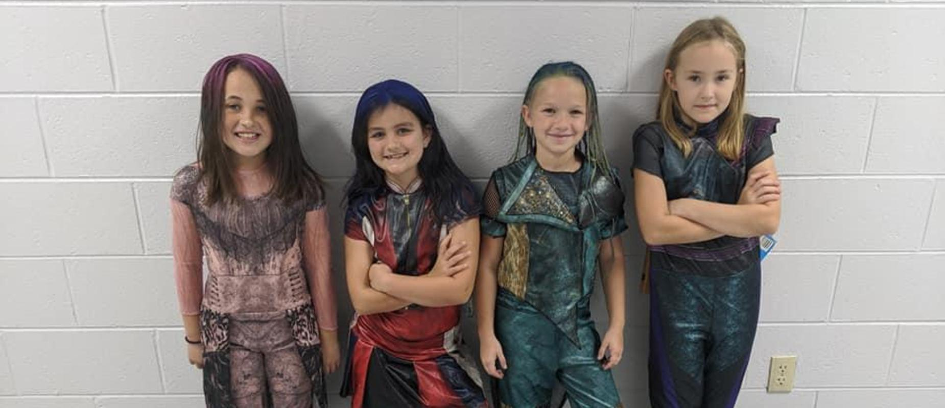 Character Dress-up Day