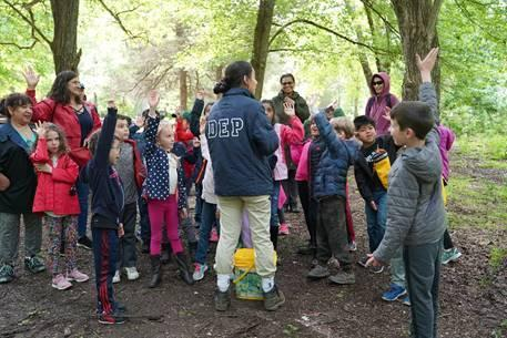 "The ""Trout in the Classroom"" Environmental Education Program Featured Photo"