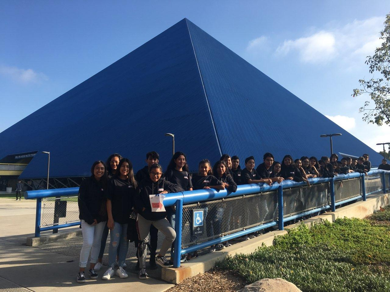 AVID at Long Beach State
