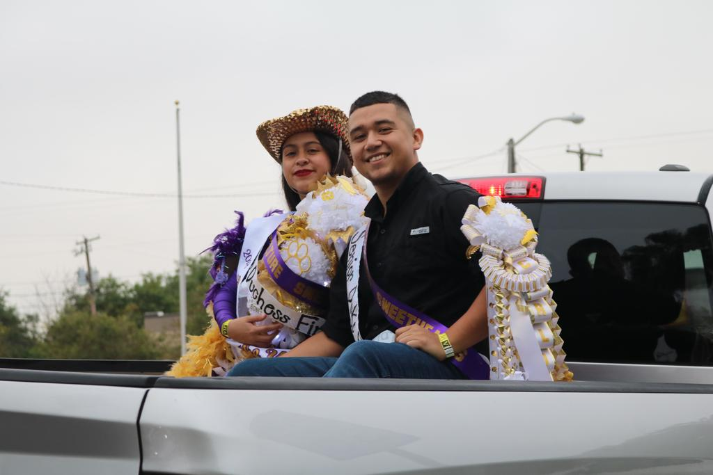 2018 Homecoming Parade and Lighting of SB