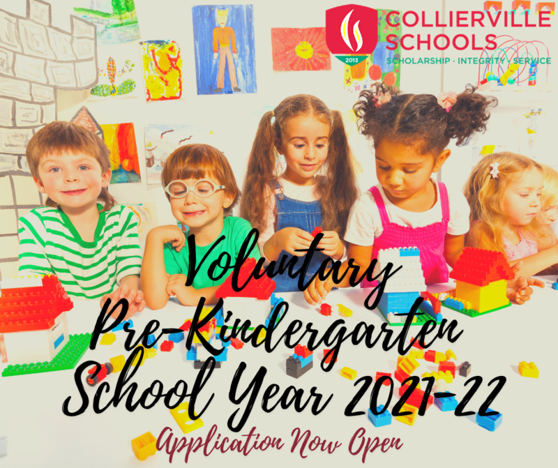 Voluntary Pre-Kindergarten School Year 2021-22 Application Now Open Featured Photo