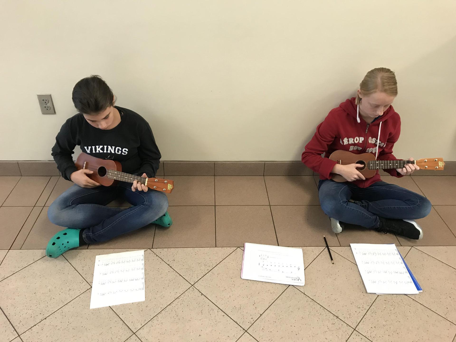 8th grade music