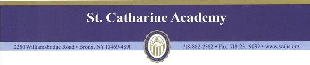 SCA letterhead