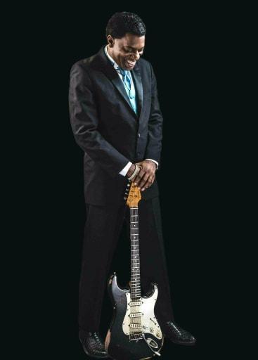 Carvin Jones Jazz Blues Guitarist