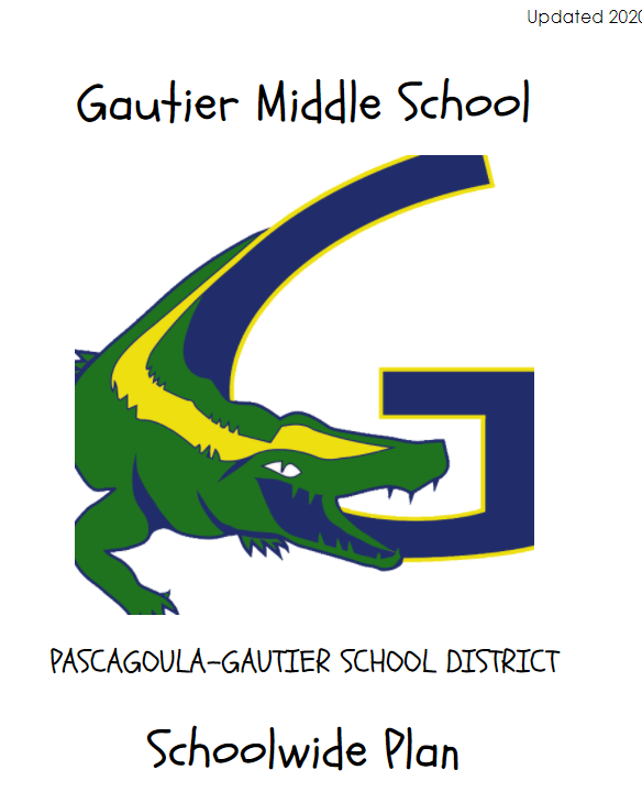 Gautier Middle Schoolwide Plan Featured Photo