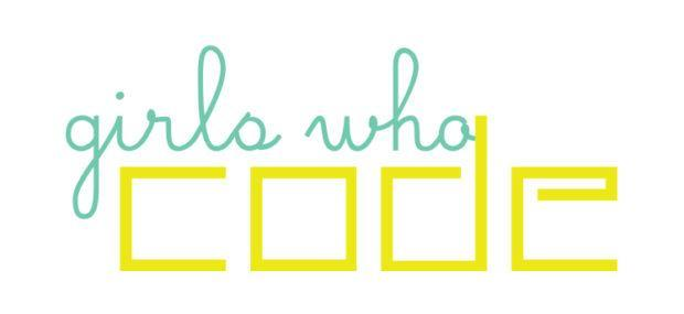 Girls Who Code Logo!