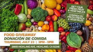 free food ehigh and nvms