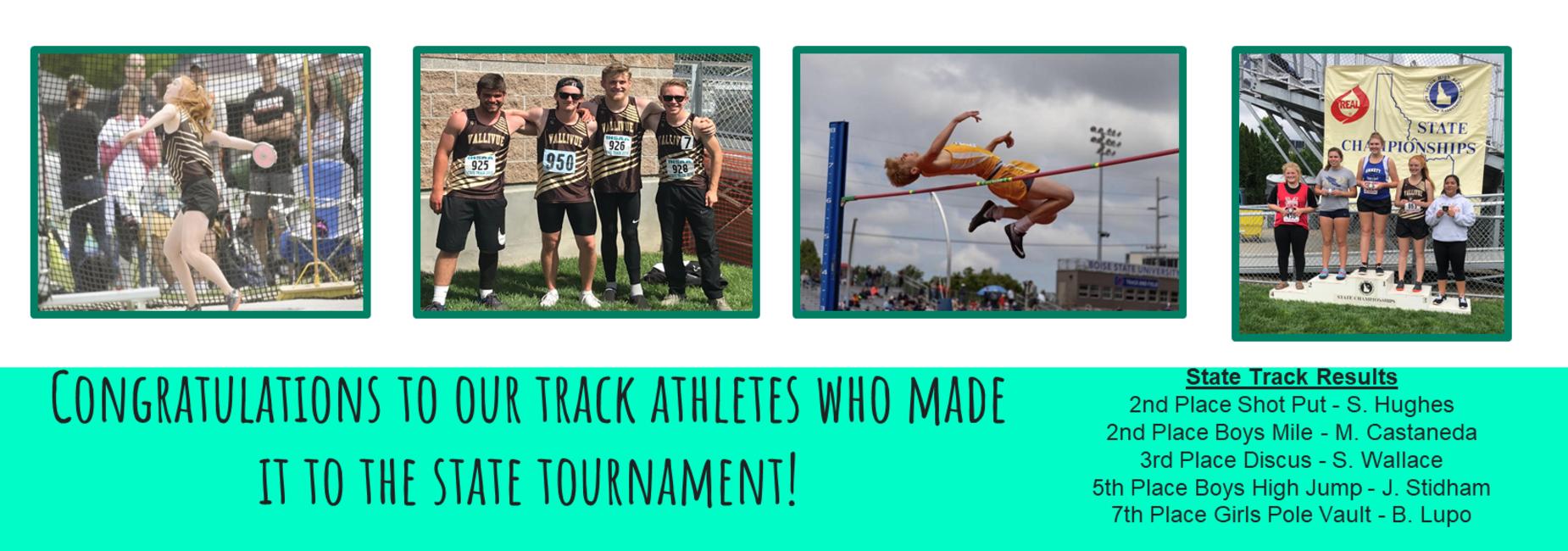 Track State Tournament