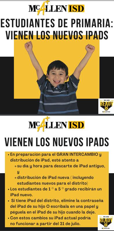 new ipads graphic