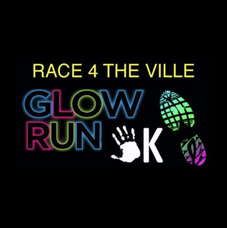 Collierville Schools Race for the 'Ville 5K Glow Run! Featured Photo