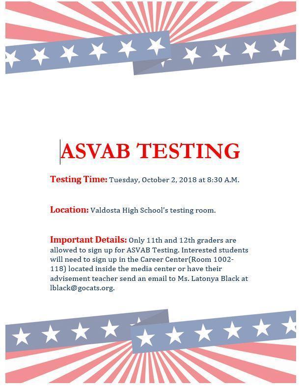 ASVAB Test