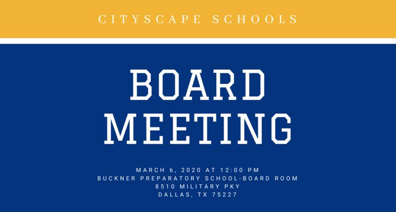 Cityscape Schools