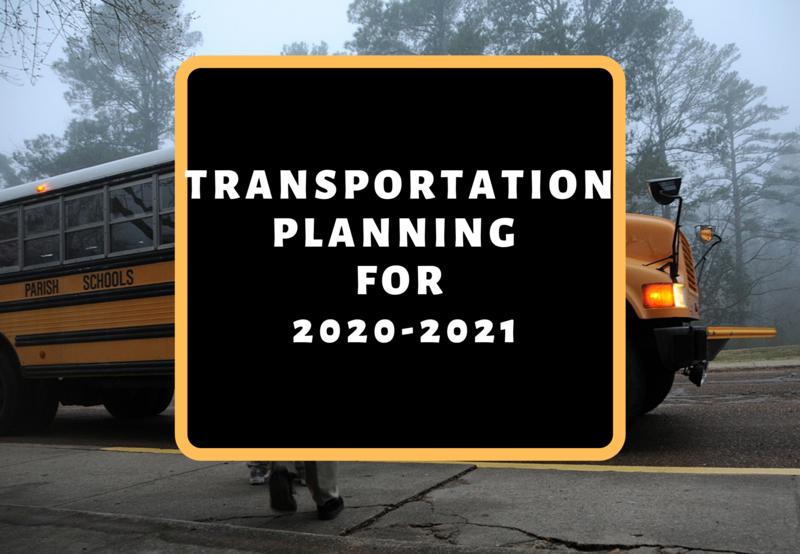 transportation planning 2020-2021
