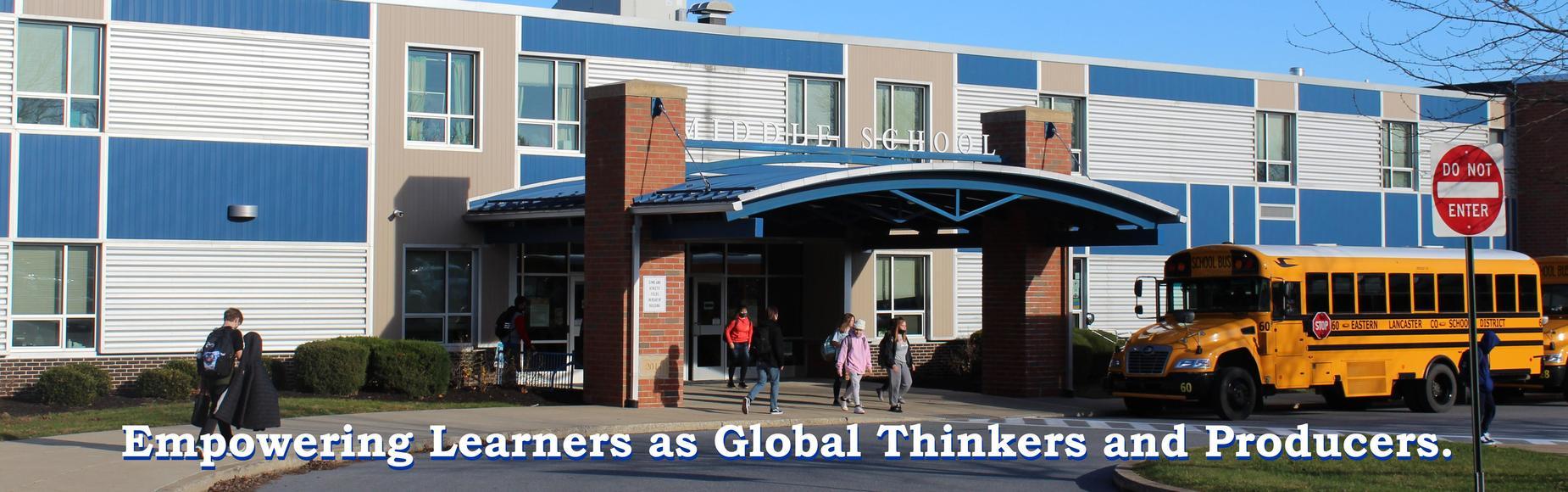 Garden Spot Middle School Building Photo