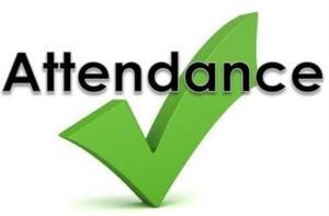 attendance check picture