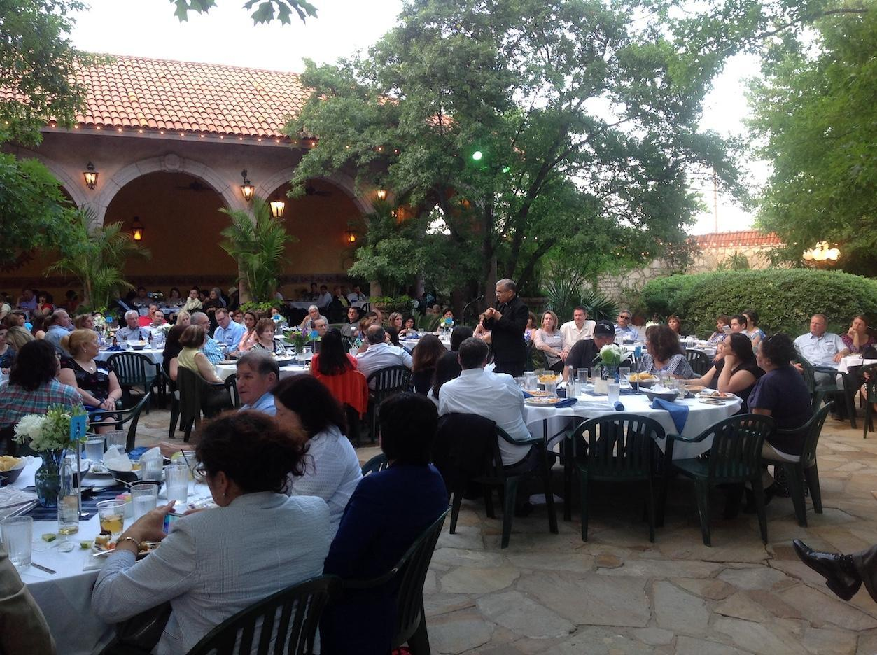 Father Jasso Banquet