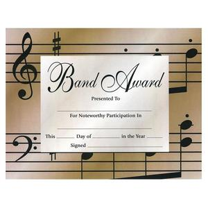 Band Award