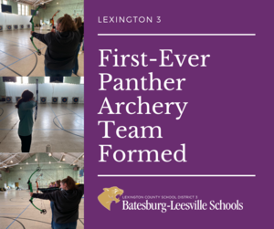 First-Ever Panther Archery Team Formed