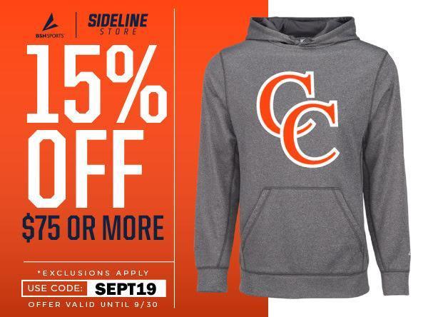CCHS School Store Sale Thumbnail Image