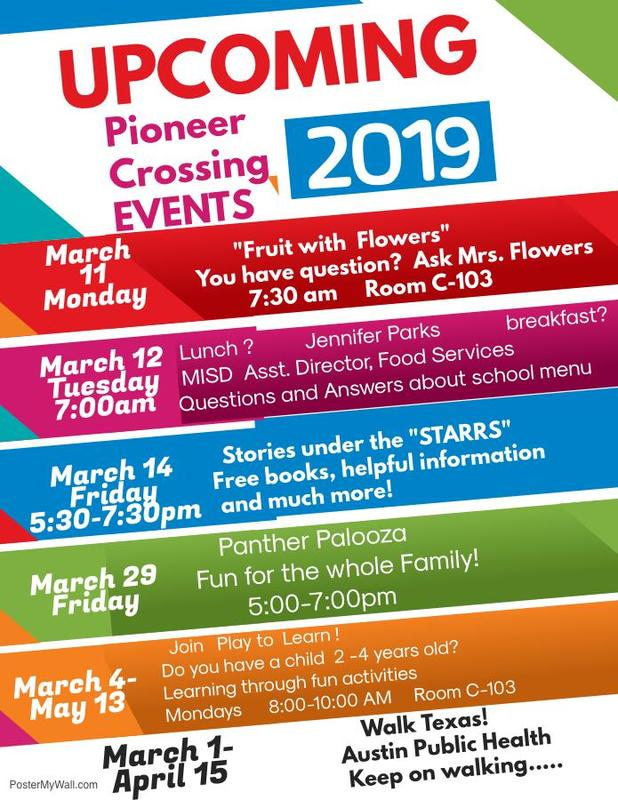 March Events Thumbnail Image