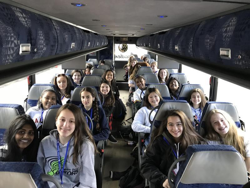 8th Grade Field Trip Featured Photo