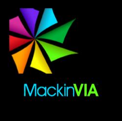 Image of MackinVIA logo