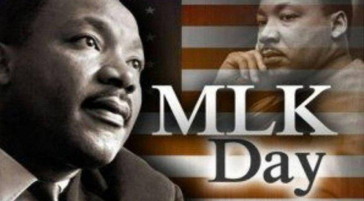 Dr. Martin Luther King Jr. federal holiday is Monday, January 18, 2021 Featured Photo