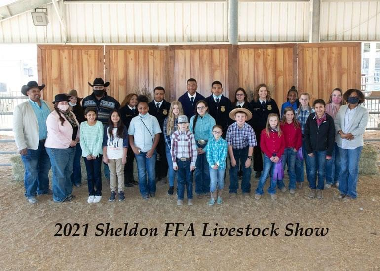 Sheldon FFA hosts 63rd livestock show Featured Photo