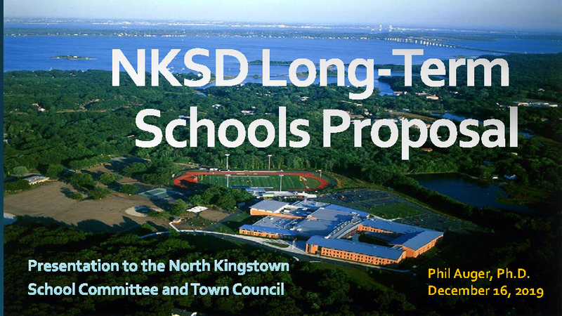 NKSD Long-Term Schools Proposal Featured Photo