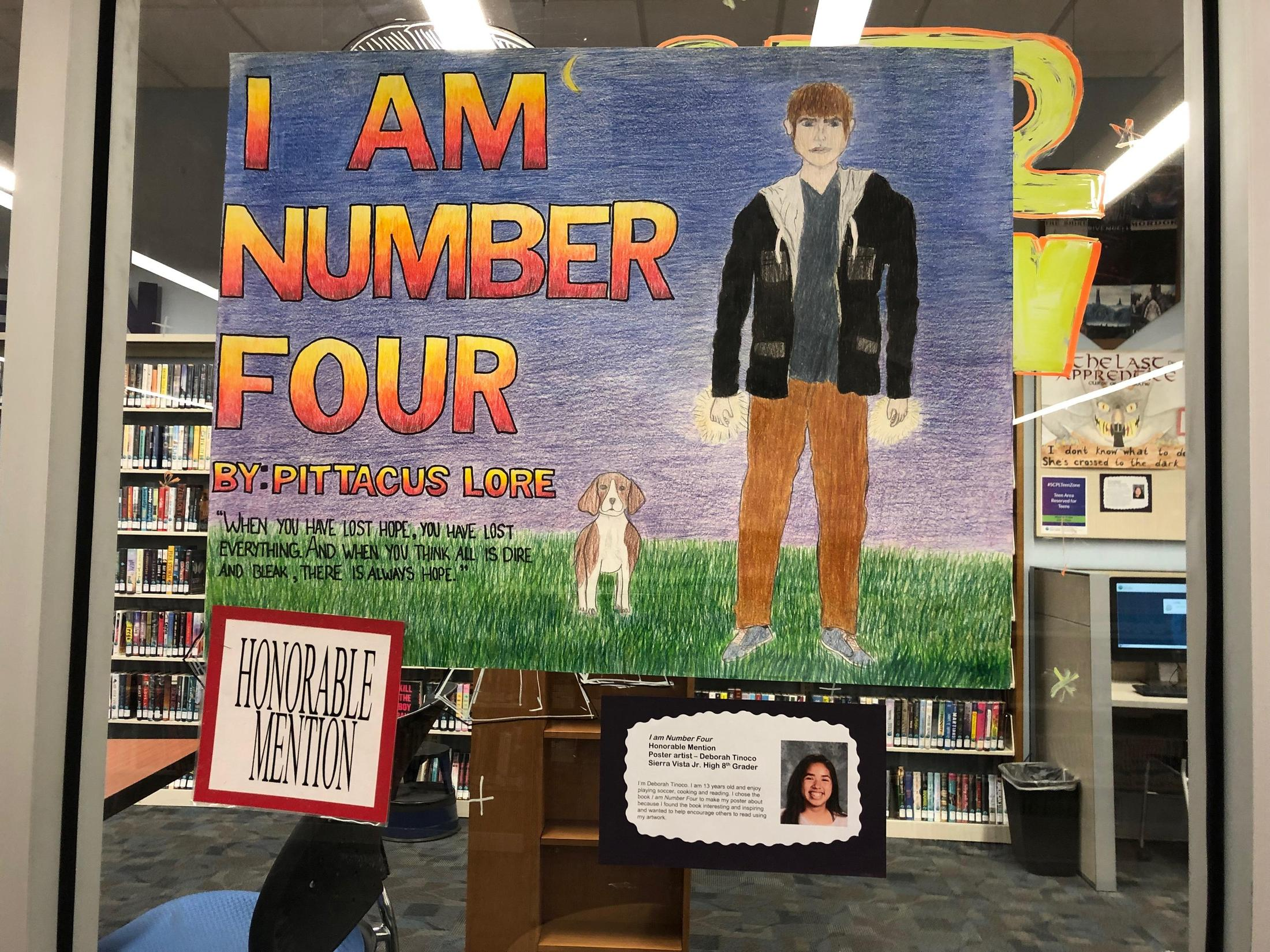 About the Library – Library – Sierra Vista Junior High
