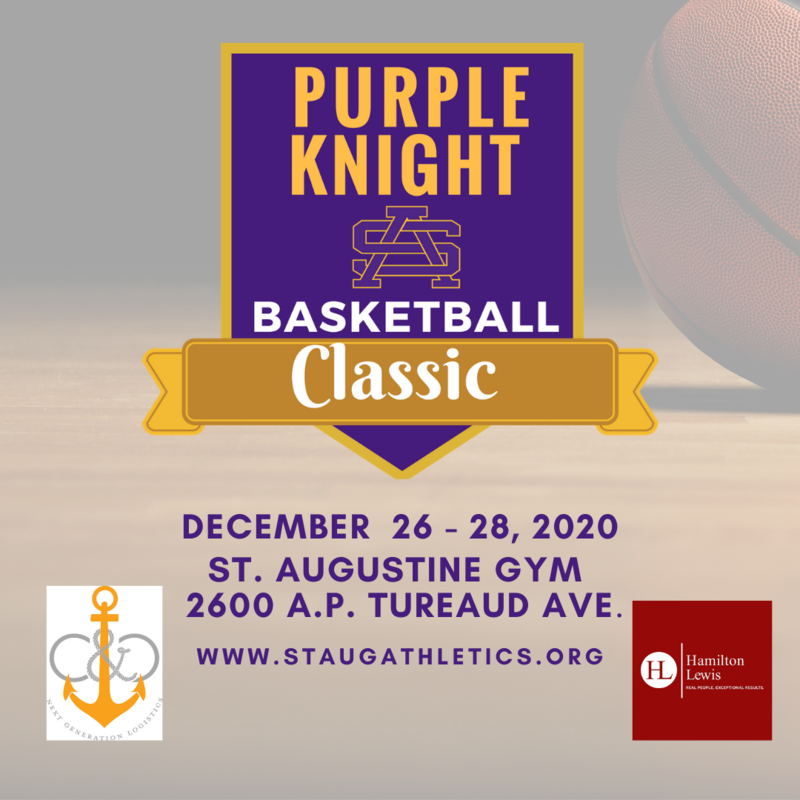 Purple Knight Basketball Classic: December 26-28 Featured Photo
