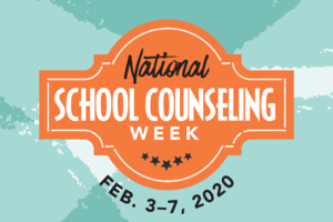 national counselor appreciation week logo