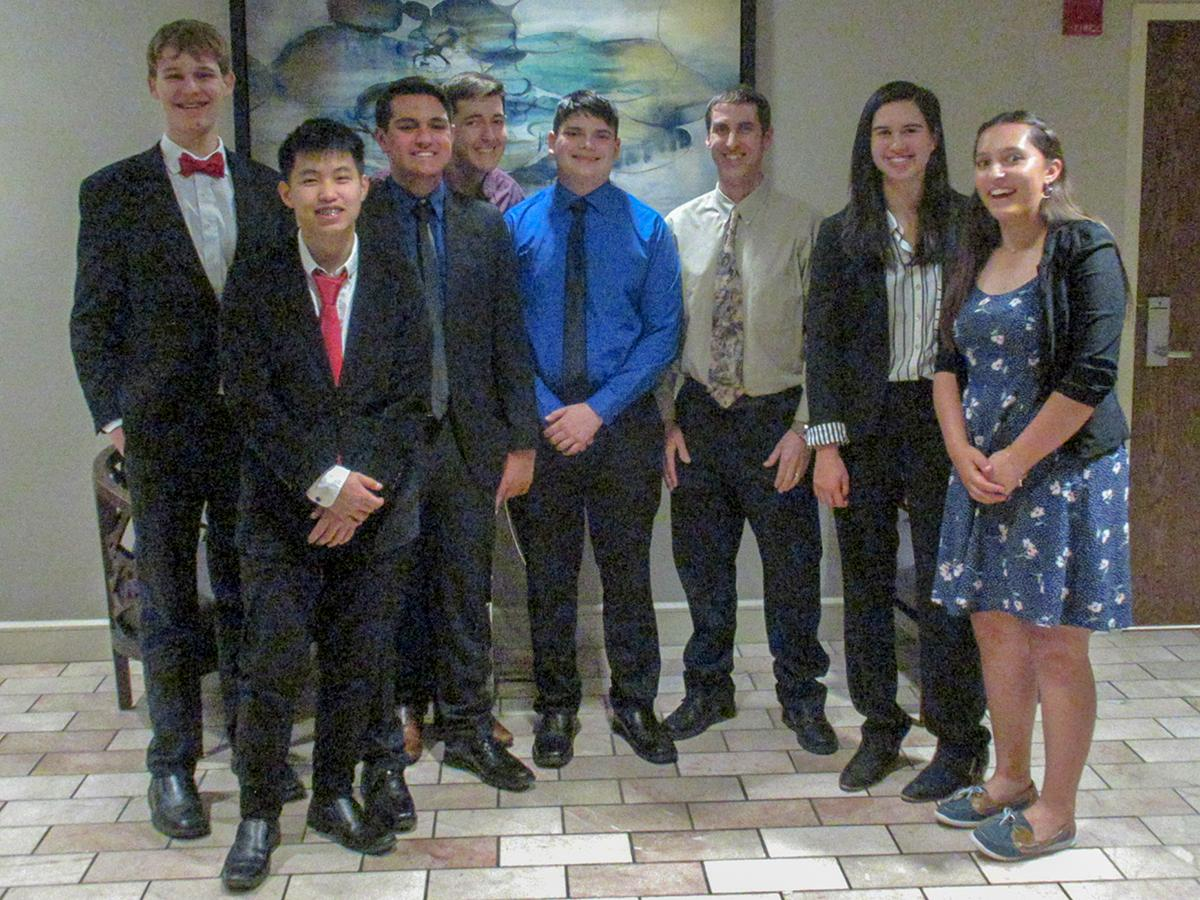 Academic Decathlon 2019 Nationals