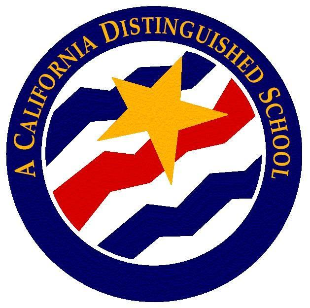 CA Dsitinguished School Logo
