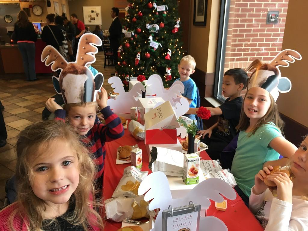 Chic-fil-a lunch