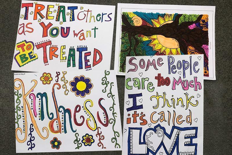 kindness artwork