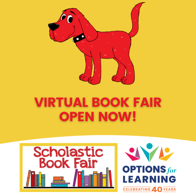 Virtual book fair going on now! Featured Photo