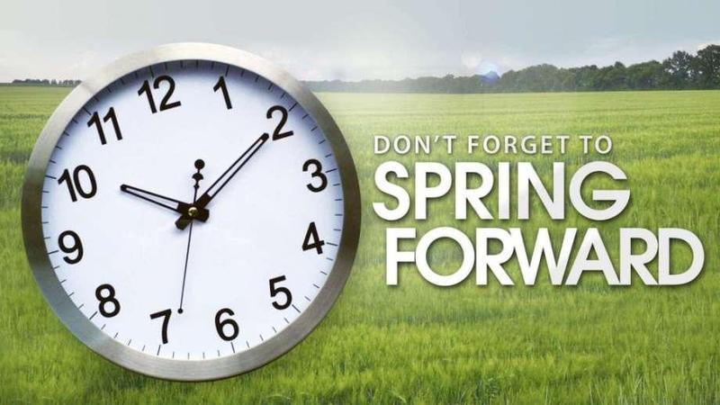 daylight savings image with clock
