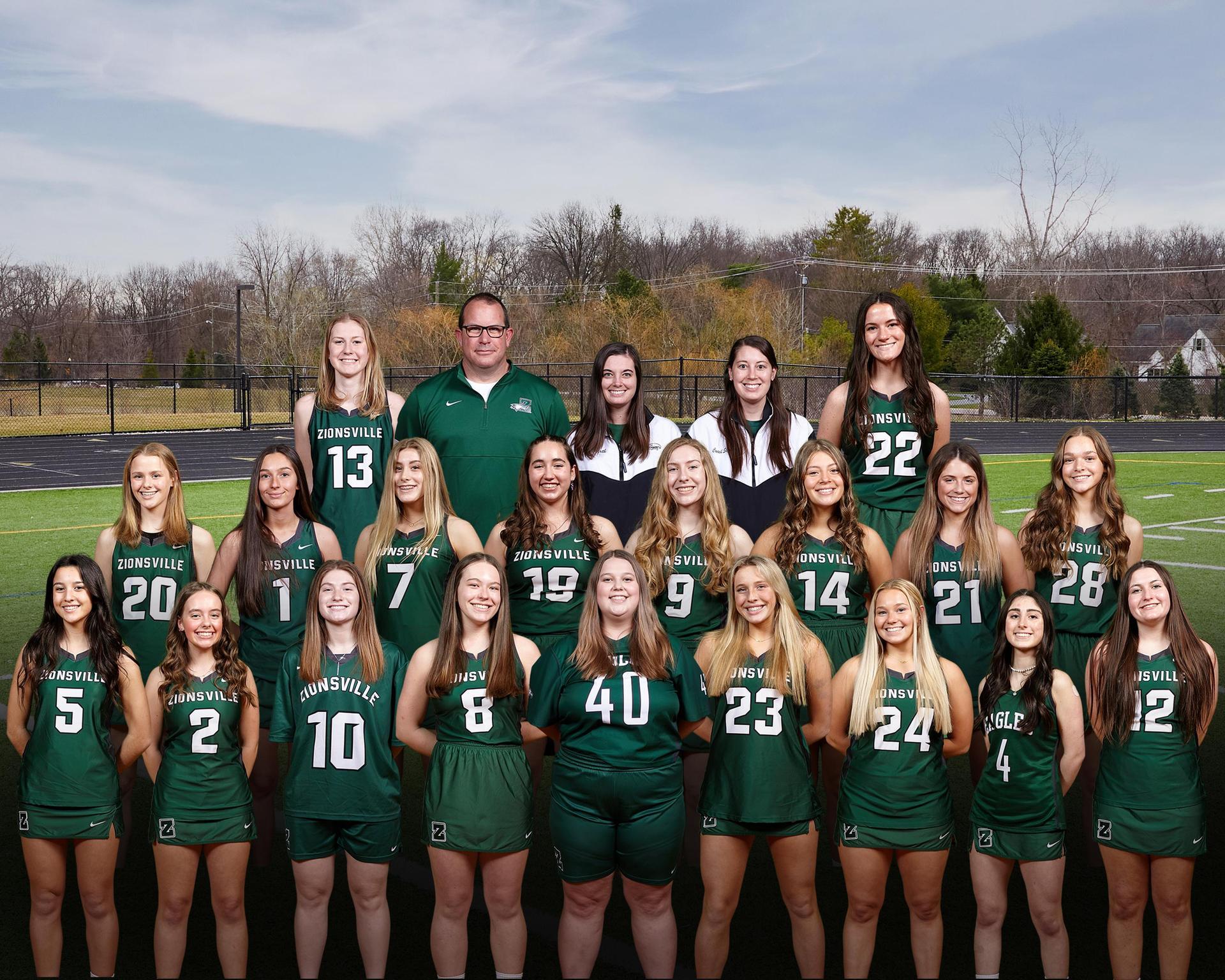 2021 Girls Varsity Lacrosse