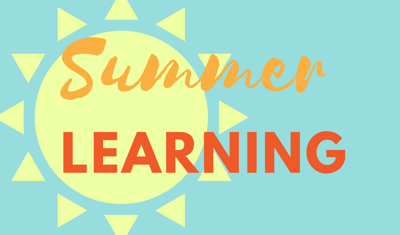 Summer Learning Resources Featured Photo
