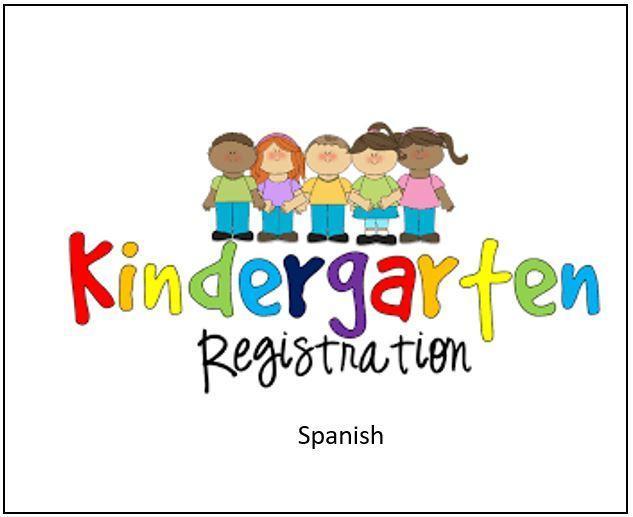Kinder Registration Spanish