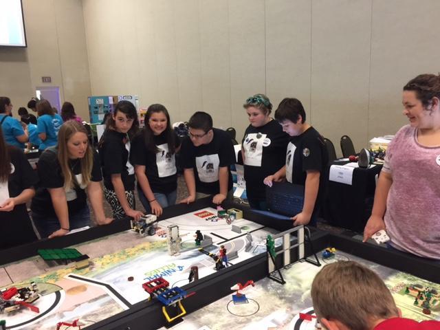 robotics VMS Dream Team