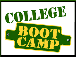 College Boot Camp for Juniors! Featured Photo