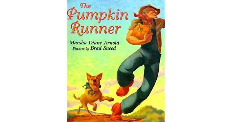 Pumpkin Runner book cover