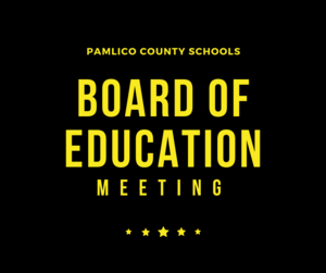 Board of Education Meeting - November 2 6:30