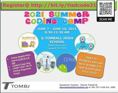 Summer Coding Camp